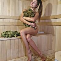 Girls in Sauna - Brothels - Lera