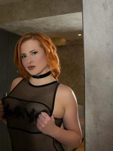 Escort Annet hot redhead in Thessaloniki, Greece - Photo: 6
